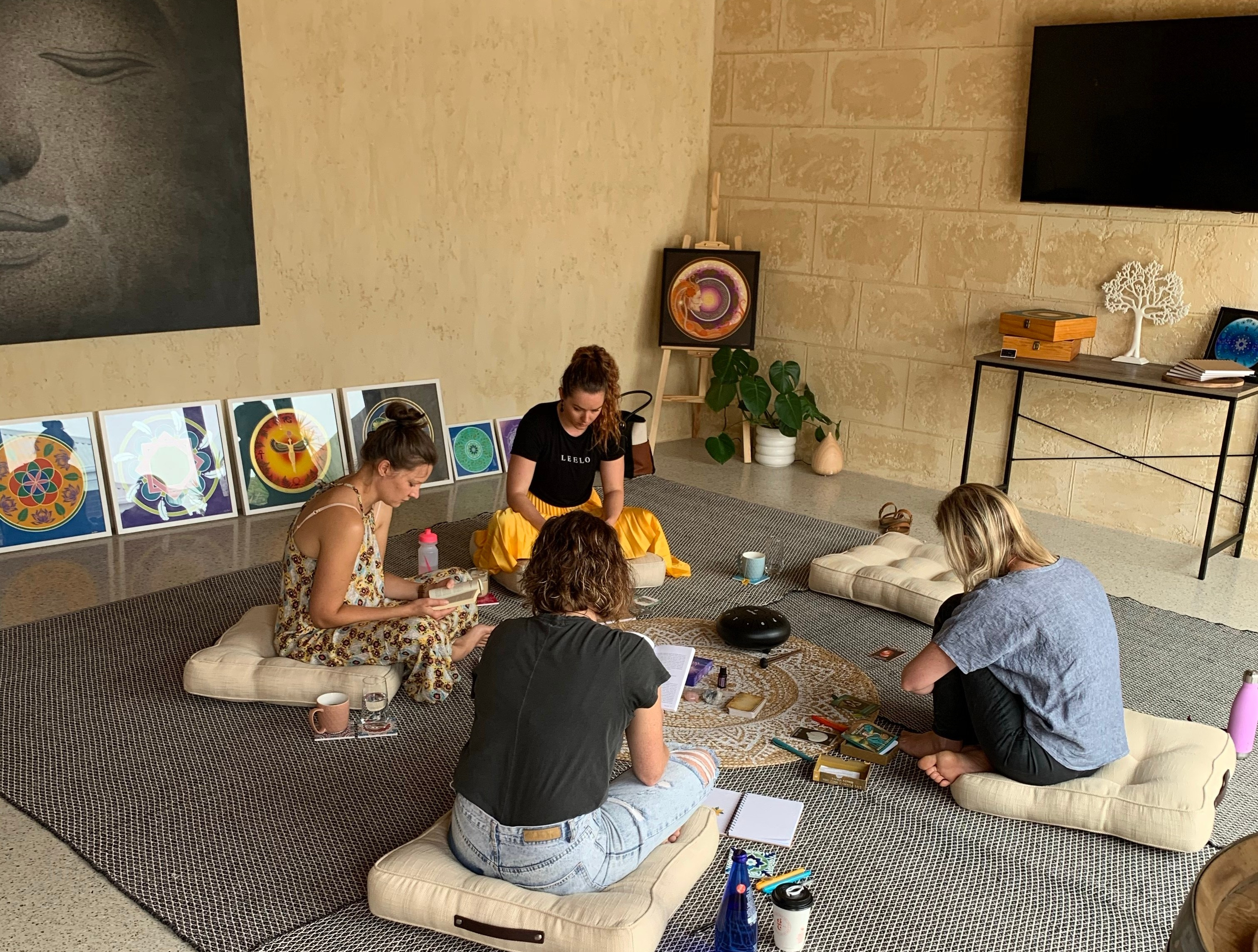 Journaling Mindfulness and Wellness Workshops in Coogee, South of Perth WA